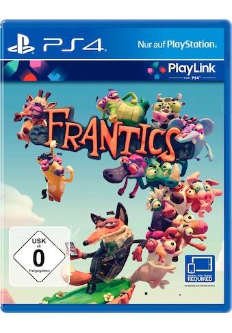 PlayStation 4 Spiel »Frantics«, PlayStation 4 kaufen