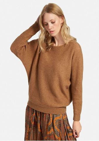 Peter Hahn Strickpullover »Pullover«, mit Fledermausärmel kaufen