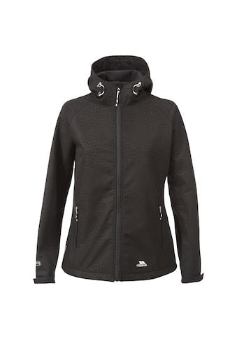 Trespass Softshelljacke »Womens/Damen Cheska Schlangenmuster Softshell Jacke« kaufen