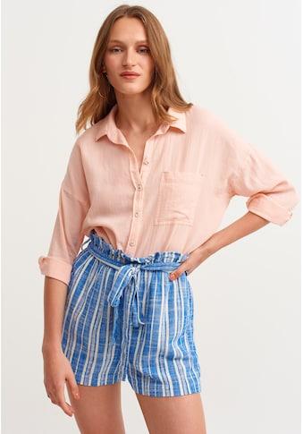OXXO Hemdbluse, mit modischer Oversize Form kaufen