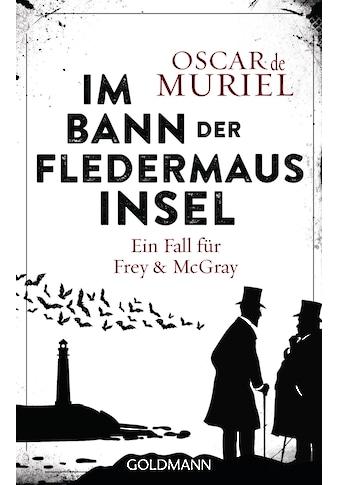 Buch Im Bann der Fledermausinsel / Oscar de Muriel; Peter Beyer kaufen