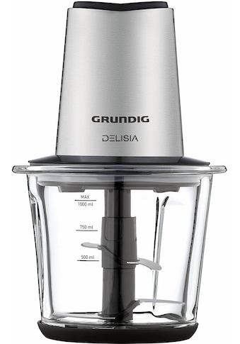 Grundig Zerkleinerer »CH 8680 Delisia«, 800 W kaufen