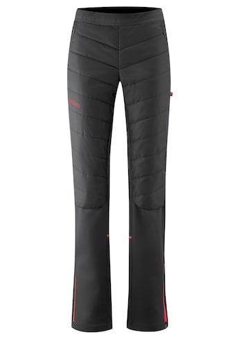 Maier Sports Funktionshose »TelfsCCPants W«, Vielseitige Hybridhose für alle nordischen Wintersportarten kaufen