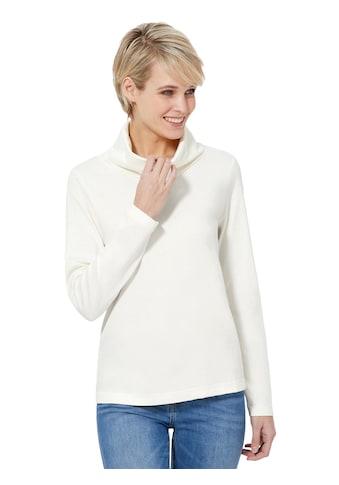 Casual Looks Shirt in Single - Jersey - Qualität kaufen