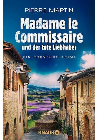 Buch »Madame le Commissaire und der tote Liebhaber / Pierre Martin« kaufen
