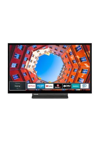 """Toshiba LED-Fernseher »24WK3C63DA«, 60 cm/24 """", HD ready, Smart-TV kaufen"""