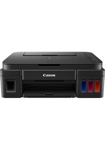 Canon Multifunktionsdrucker »PIXMA G3501« kaufen