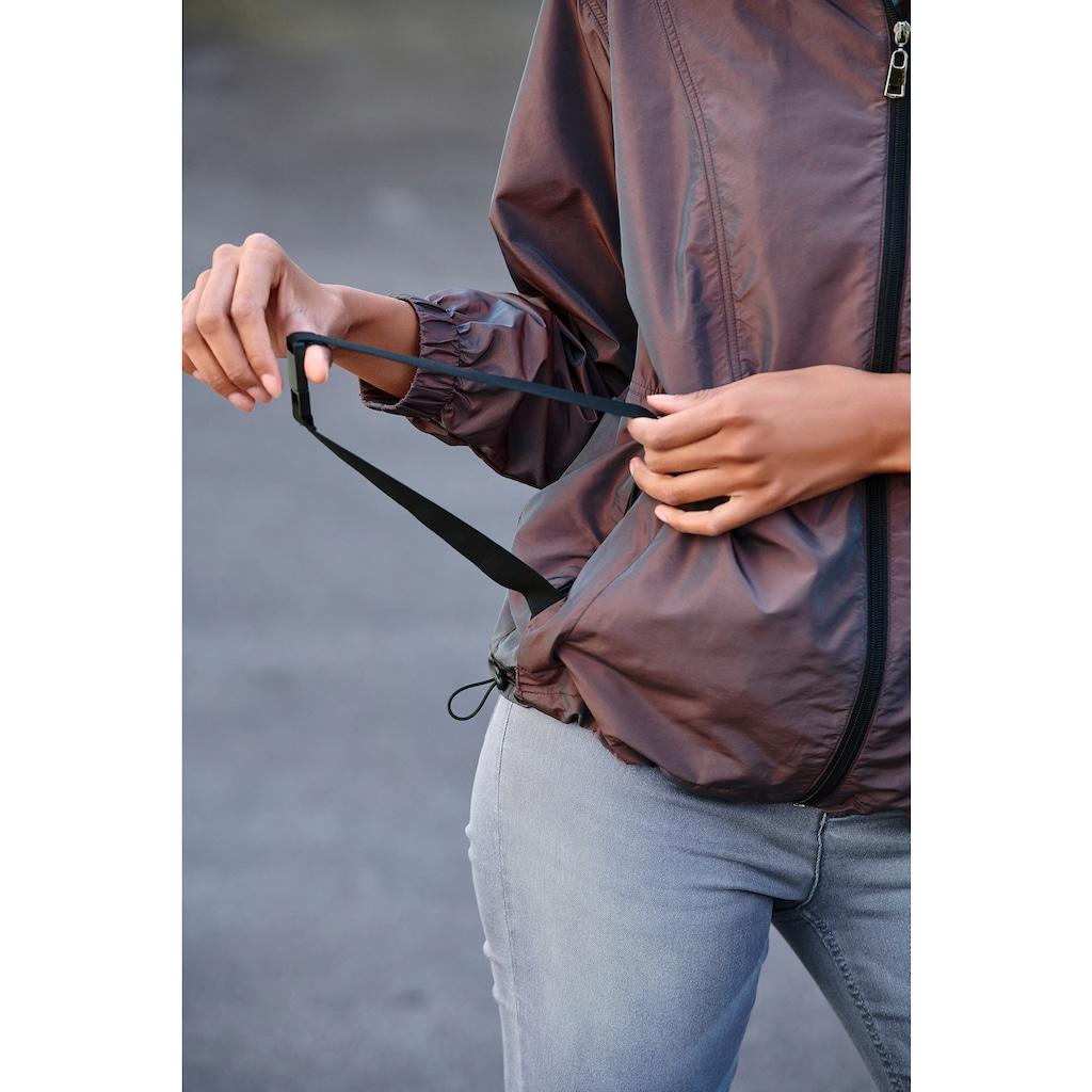 LASCANA ACTIVE Windbreaker, als Mini-Bag verstaubar