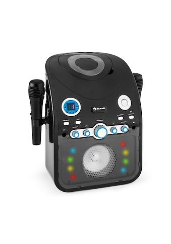 Auna Kinder Karaokeanlage CD Player Bluetooth AUX LED - Lichteffekt »Starmaker« kaufen