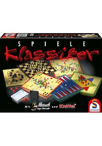 """Schmidt Spiele Spielesammlung, """"Klassiker Spielesammlung"""" kaufen"""