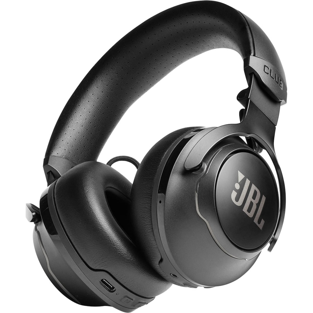 JBL On-Ear-Kopfhörer »CLUB 700BT«, A2DP Bluetooth (Advanced Audio Distribution Profile)-AVRCP Bluetooth (Audio Video Remote Control Profile), Hi-Res