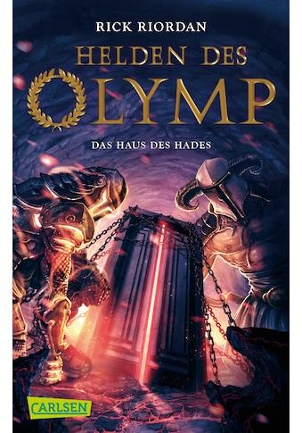 Buch »Helden des Olymp 4: Das Haus des Hades / Rick Riordan, Gabriele Haefs« kaufen