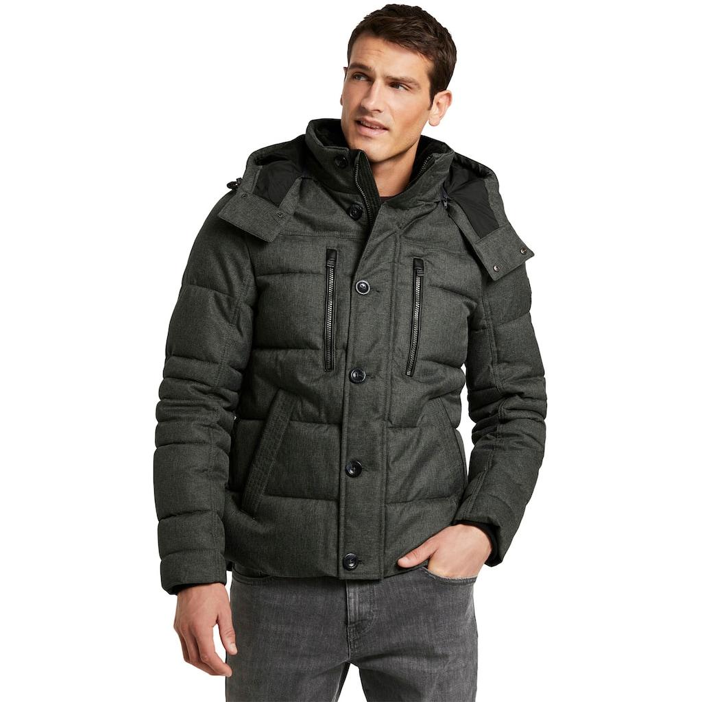 TOM TAILOR Winterjacke, mit vielen Taschen