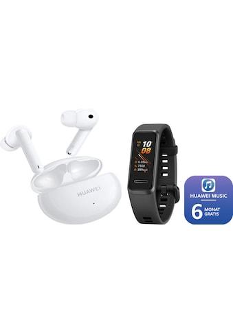 Huawei In-Ear-Kopfhörer »FreeBuds 4i«, Bluetooth, Active Noise Cancelling (ANC)-True Wireless kaufen