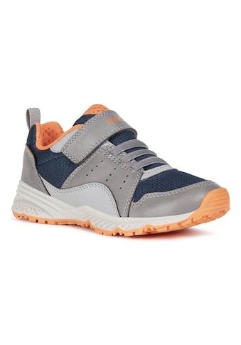 Geox Kids Sneaker »BERNIE«, mit bunter Laufsohle kaufen