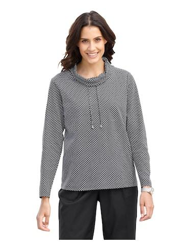 Classic Inspirationen Shirt mit Tunnelzug und Bindeband kaufen