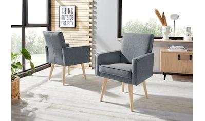 exxpo - sofa fashion Sessel »Lungo«, Breite 64 cm kaufen