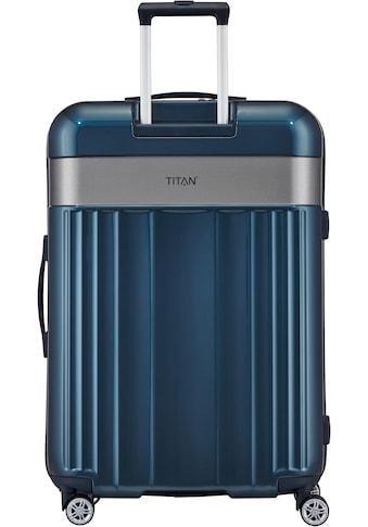 """TITAN® Hartschalen - Trolley """"Spotlight Flash, North Sea, 76 cm"""", 4 Rollen kaufen"""