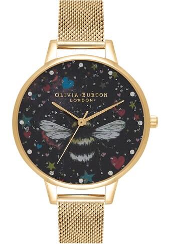 OLIVIA BURTON Quarzuhr »Night Garden, OB16WG85« kaufen
