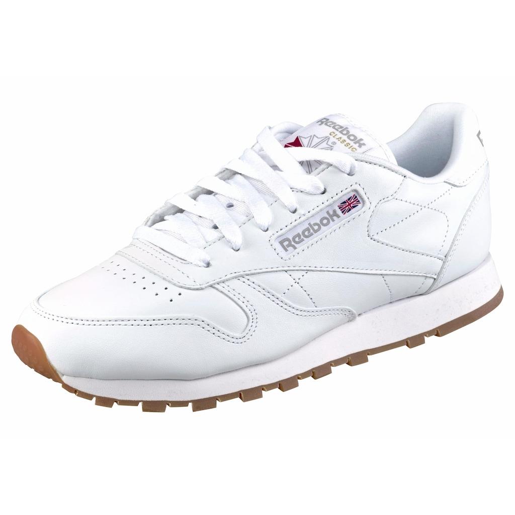 Reebok Classic Sneaker »Classic Leather W«