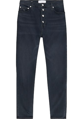Calvin Klein Jeans Mom-Jeans »MOM JEANS«, mit Button-Fly Verschluss kaufen