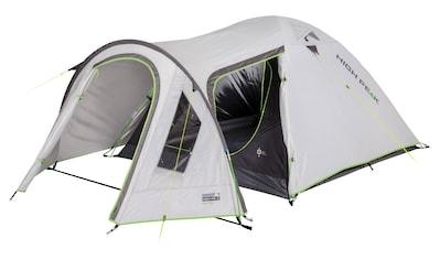 High Peak Kuppelzelt »Zelt Kira 5.0«, 5 Personen, (mit Transporttasche) kaufen