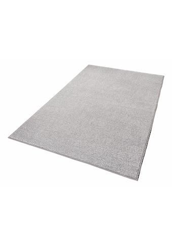 HANSE Home Teppich »Pure 100«, rechteckig, 13 mm Höhe, Velours Haptik, Wohnzimmer kaufen