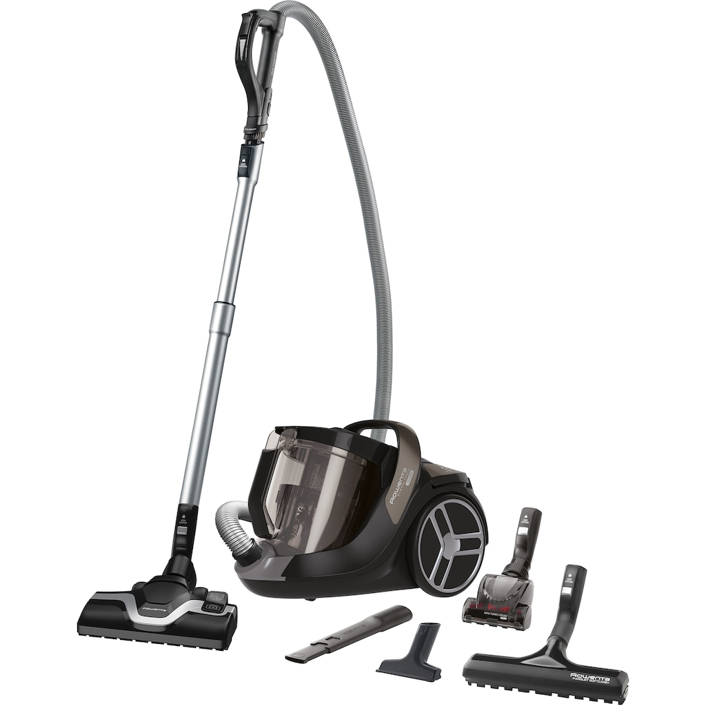 Rowenta Bodenstaubsauger »RO7260 Silence Force Cyclonic Animal«, 550 W, beutellos