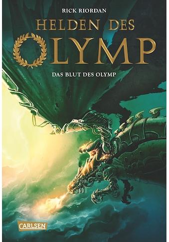 Buch »Helden des Olymp 5: Das Blut des Olymp / Rick Riordan, Gabriele Haefs« kaufen