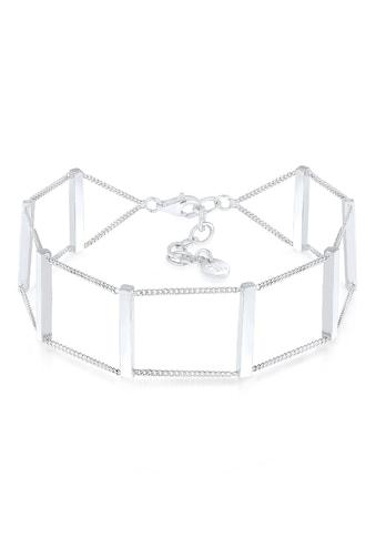 Elli Armband »Geo Stab Minimal Basic Edgy 925 Sterling Silber« kaufen