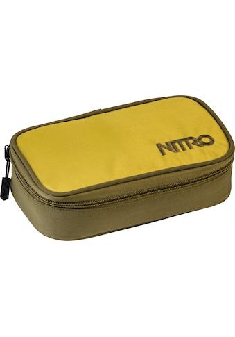 """NITRO Federtasche """"Pencil Case XL, Golden Mud"""" kaufen"""