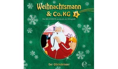 Musik-CD »(5)Original Hörspiel z.TV-Serie-Der Glücksbringer / Weihnachtsmann & Co.KG« kaufen