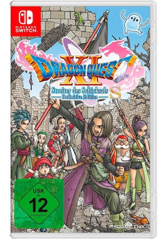 DRAGON QUEST XI S: Streiter des Schicksals – Definitive Edition Nintendo Switch kaufen