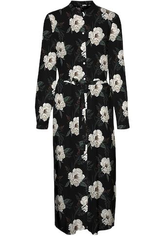 Vero Moda Blusenkleid »VMSIMPLY EASY LS LONG SHIRT DRESS« kaufen
