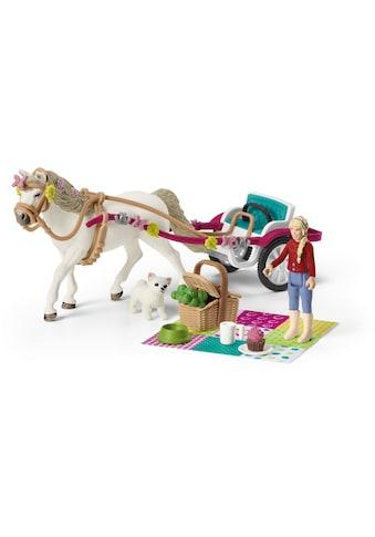 Schleich® Spielwelt »Horse Club, Kutsche für Pferdeshow (42467)« kaufen