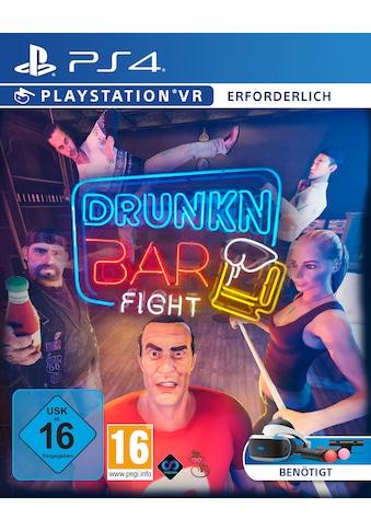 Spiel »Drunkn Bar Fight (PS VR)«, PlayStation 4 kaufen