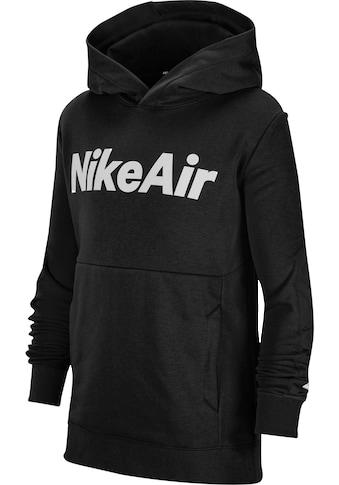 Nike Sportswear Kapuzensweatshirt »BOYS NIKE AIR FRENCHTERRY HOODIE« kaufen