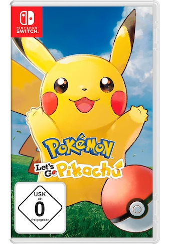 Pokémon: Let's Go, Pikachu! Nintendo Switch kaufen