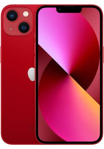"""Apple Smartphone »iPhone 13, 5G«, (15,4 cm/6,1 """", 128 GB Speicherplatz, 12 MP Kamera) kaufen"""