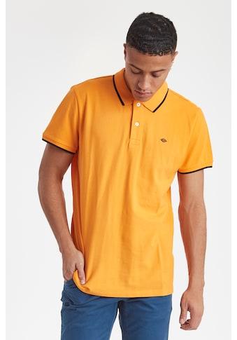 Blend Poloshirt »Mit Logobadge und Kentkragen« kaufen