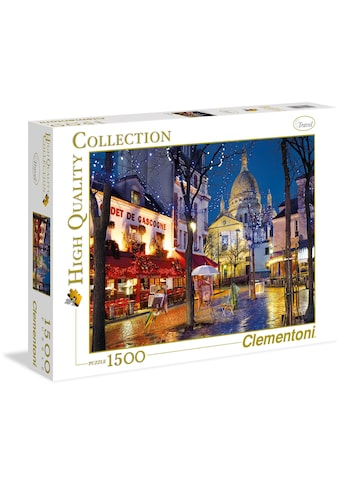 Clementoni® Puzzle »High Quality Collection - Montmartre«, Made in Europe kaufen