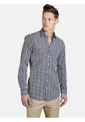 SHIRTMASTER Langarmhemd »twoplayful« kaufen