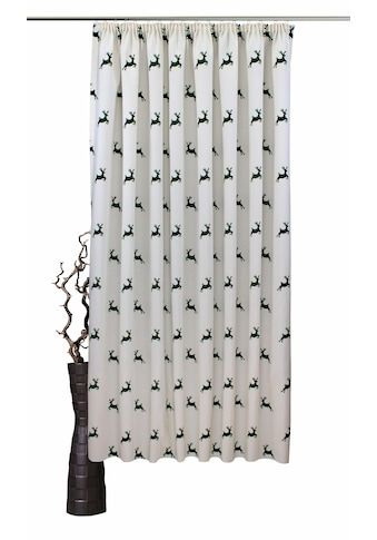 Vorhang, »Hans Hirsch«, VHG, Kräuselband 1 Stück kaufen