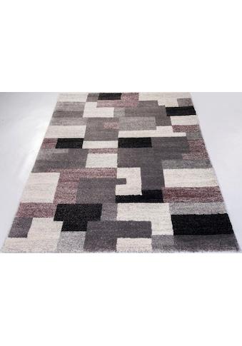 OCI DIE TEPPICHMARKE Teppich »Steady Allover«, rechteckig, 20 mm Höhe, besonders weich durch Mircofaser, Wohnzimmer kaufen