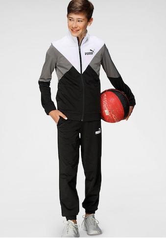 PUMA Trainingsanzug »REBEL SUIT BOYS«, (Set, 2 tlg.) kaufen