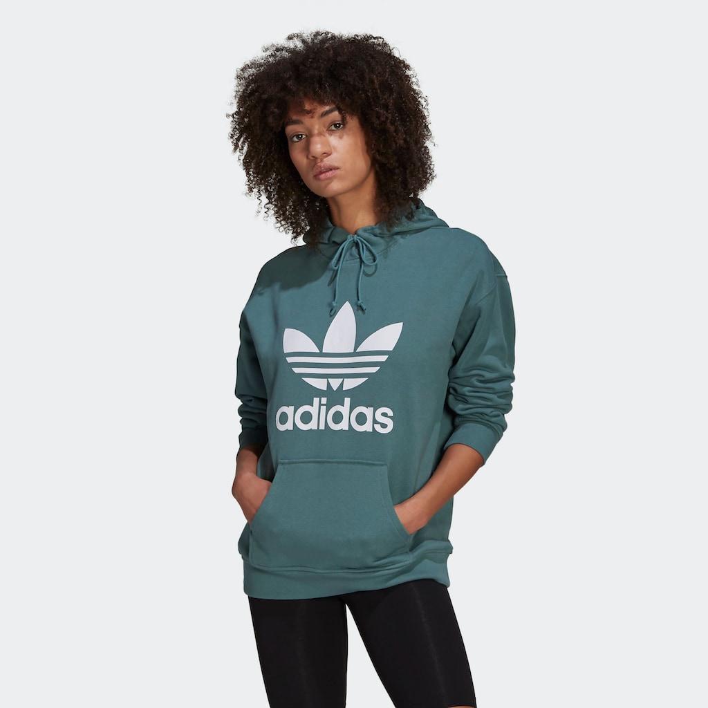 adidas Originals Hoodie »ADIDAS ADICOLOR TREFOIL«, mit großem Logodruck