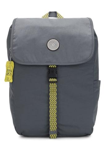 KIPLING Laptoprucksack »Winton, Dark Carbon« kaufen