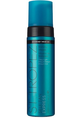 "St.Tropez Selbstbräunungsmousse ""Self Tan Express Advanced Bronzing Mousse"" kaufen"