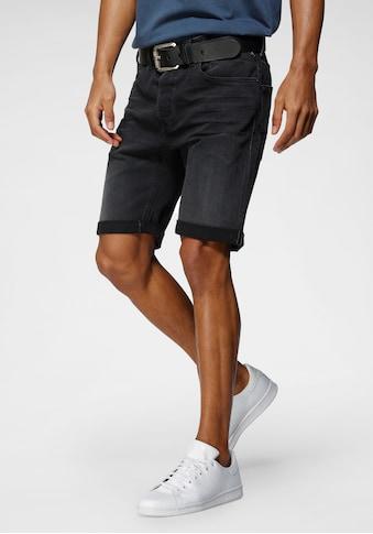 Replay Jeansshorts, Saum krempelbar kaufen