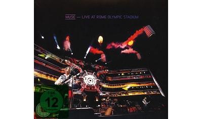 Musik-CD »Live At Rome Olympic Stadium / Muse« kaufen